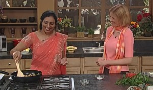 Padma Cooking