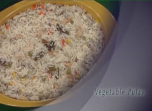 vegetable-pulav